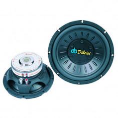 Boxa Auto Dibeisi B1023/8, 25 cm, putere 250W