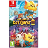 Cat Quest 2 Pawsome 1 And 2 Nintendo Switch