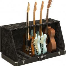 Stativ Fender Classic SRS Case Stand 7 Guitars, Black