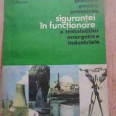 Masuri Practice Pentru Cresterea Sigurantei In Functionare A - C. Mereuta J. Gayraud ,527559