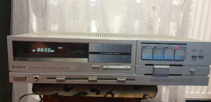 Amplificator Audio Statie Audio Amplituner Hitachi-HT-A25F