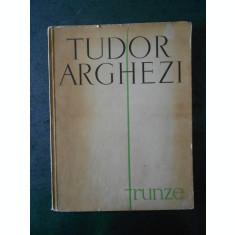 TUDOR ARGHEZI - FRUNZE (1961)