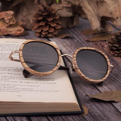Ochelari de soare Bobo Bird, lentila rotunda foto