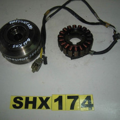 Generator Honda Foresight 250