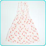 Rochie de vara tip sarafan, bumbac, frumoasa, ZARA → fete   13—14 ani   164 cm