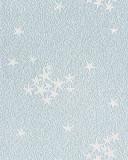 Tapet albastru cu stelute 533-32