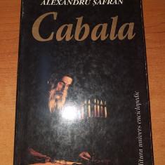 AS - SAFRAN ALEXANDRU - CABALA