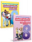 Pachet Evaluare Nationala clasa a VIII-a