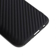 Husa Huawei P20 Lite 2019 / Nova 5i TPU Carbon Neagra