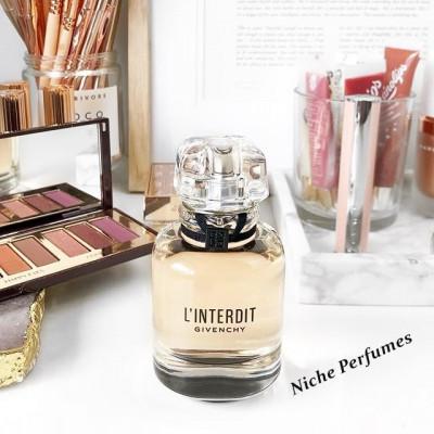 Parfum Original Givenchy L`Interdit foto