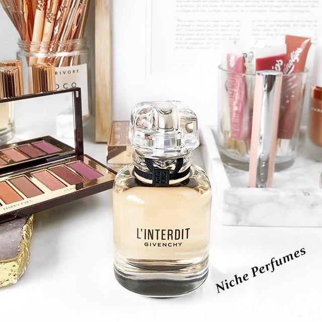 Parfum Original Givenchy L`Interdit
