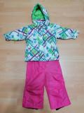 Costum de iarna, calduros+impermeabil+aerisit, C&A → fetite   18-24 luni   92 cm, Copii