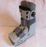 Orteza de picior/glezna fixa AIRCAST, tip cizma, (marime S=36-39)