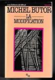 LA MODIFICATION - MICHEL BUTOR (CARTE IN LIMBA FRANCEZA)
