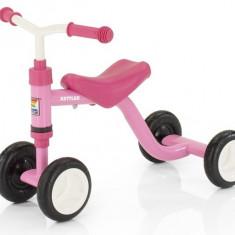 Vehicul actionat cu picioarele Smoovy roz, Kettler
