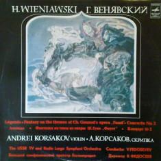 H. Wieniawski (Vinil)