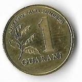 Moneda 1 guarani 1993 - Paraguay