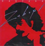 VINIL   Santana – Zebop!   (VG)