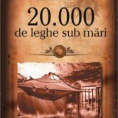 Cumpara ieftin 20.000 de leghe sub mari/Jules Verne