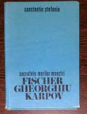 CONSTANTIN STEFANIU - SECRETELE MARILOR MAESTRI FICHER, GHEORGHIU, KARPOV