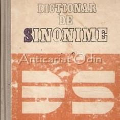Dictionar De Sinonime - Luiza Seche, Mircea Seche, Irina Preda