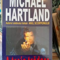 A treia tradare – Michael Hartland