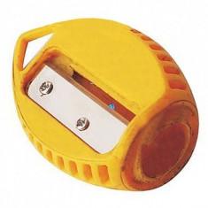 Ascutitoare creioane pentru tamplarie, galbena, Strend Pro PS669