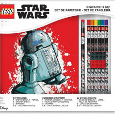 Set rechizite si caiet LEGO Star Wars 52232