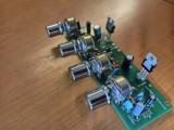 Preamplificator audio cu corectie de ton, BST
