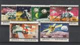 Cosmos ,programul spatial ,Mongolia., Spatiu, Nestampilat