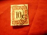 Timbru Africa de Sud 1961 - Porto , 10C ,stampilat