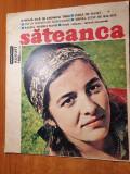 sateanca august 1968-retetele gospodinelor din jud. salaj,articol si foto timis