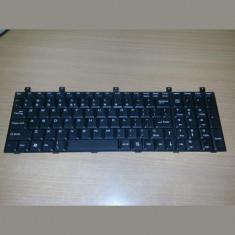 Tastatura laptop second hand MSI VR330 VR610 VR620 VR630 VR630X VR700 Layout US