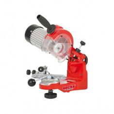 Ascutitor electric de lanturi 230 W, diametru disc 145 mm, Hecht