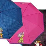 Umbrela manuala pliabila (3 modele) - Cei 7 pitici
