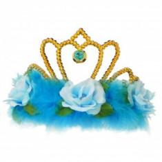 Accesoriu Copii deghizare Coroana Blue Rose