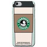 Husa Capac spate Starduscks Apple Iphone 7/8