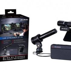 Youtuber starter kit Avermedia 61BO311S00AL Live Streamer BO311S