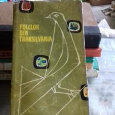 FOLCLOR DIN TRANSILVANIA VOL.1