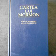 CARTEA LUI MORMON (2004, cartonata)