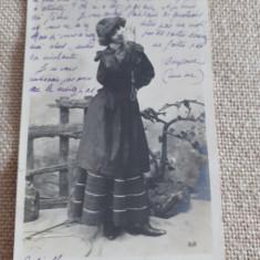 CARTE POSTALA, 1929, CIRCULATA