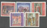 Bulgaria 1979 Paintings, Religion, MH AH.034