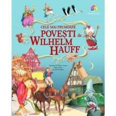 Cele mai frumoase povești de Wilhelm Hauff foto