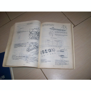 MANUAL DE REPARATII M.R.150  DACIA -1300  DACIA -1300 BREAK