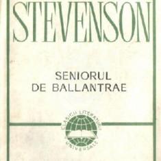 Seniorul de Ballantrae (Stevenson)