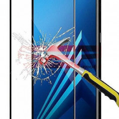 Geam protectie display sticla 5d full glue samsung galaxy j5 (2016) black