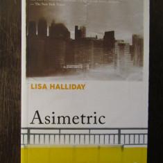 Asimetric - Lisa Halliday