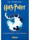 Harry Potter si prizonierul din Azkaban | J.K. Rowling, Arthur