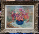 Velisaratu (Velis) Vasile, Vas cu flori