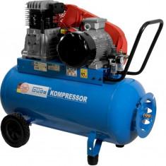 Compresor cu ulei cu doi cilindrii 3000 W PRO Guede GUDE75520 100 L 10 bari